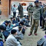 بھارت نے ہزاروں کشمیریوں کی گرفتاری کا اعتراف کر لیا