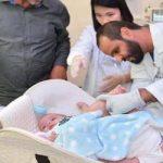 لیبیا کے جسمانی طور پرآپس میں جڑے دو بچوں کا سعودی عرب میں آپریشن