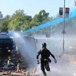 ہانگ کانگ ،حکومت مخالف مظاہرے ، پولیس سے جھڑپیں