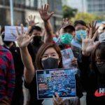 ہانگ کانگ مظاہرے ، حمایت میں امریکی بل منظور، چین ناراض