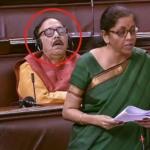 بھارتی ارکان اسمبلی وزیر خزانہ کی تقریر کے دوران سو گئے