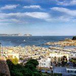 قدیم روم میں بسایا گیا سینکڑوں برس قدیم عیاشی کا اڈہ سمندر بْرد