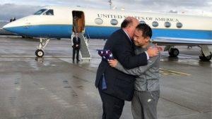 ایران اور امریکا کے درمیان قیدیوں کا تبادلہ