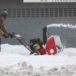 امریکا میں برف کا طوفان، سیکڑوں پروازیں منسوخ
