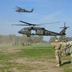 امریکا، بلیک ہاک ہیلی کاپٹر گر کر تباہ، 3 فوجی ہلاک
