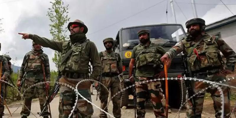 مقبوضہ کشمیر ،فوجی محاصرہ مسلسل145ویں روز بھی جاری رہا