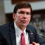 ایران کو پوری طاقت سے جواب دیں گے ،امریکی وزیر دفاع