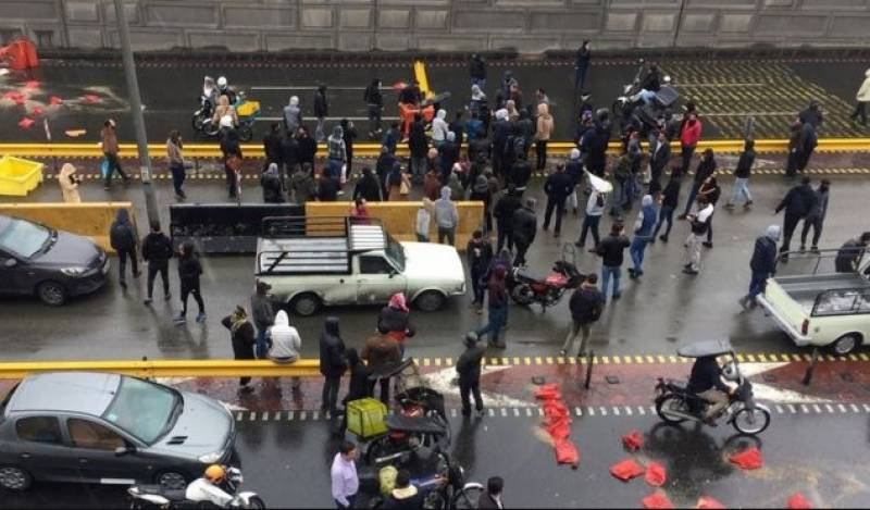 ایران ، حالیہ احتجاج میں 1360 مظاہرین ہلاک، 10 ہزار گرفتار