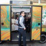 سعودی عرب'خود کار طریقے سے چلنے والی بسوں کا کا میاب تجربہ
