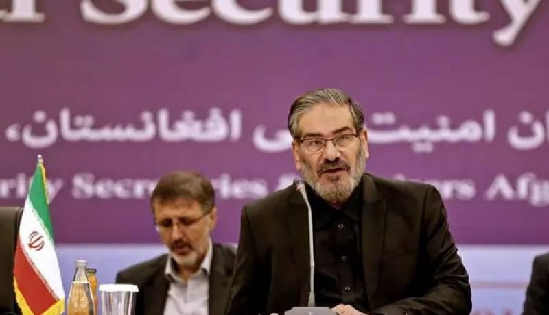 ایران نے طالبان اورامریکا کے درمیان مذاکرات کی مخالفت کردی