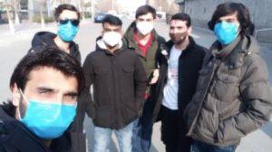 کورنا وائرس سے خوف زدہ چین میں مقیم پاکستانی طلبہ واپسی کے خواہشمند