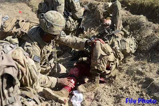 ایرانی میزائل حملے میں11 فوجی زخمی ہوئے ، امریکی سینٹرل کمانڈ