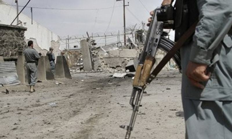 افغانستان ،طالبان کا پولیس بیس پر حملہ، 11 اہلکار ہلاک