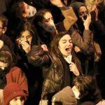 پاسداران انقلاب ایران کے داعشی ہیں ، تہران میں عوام کی نعرے بازی