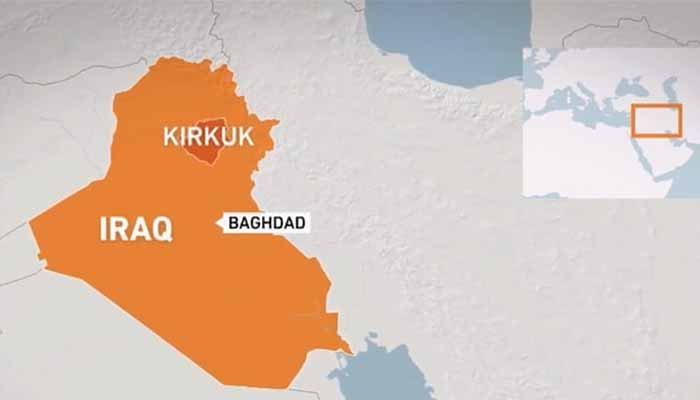 عراق میں امریکی فوج کے زیر کنٹرول فوجی اڈے پر راکٹ حملے