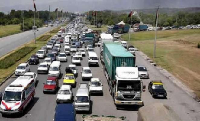 پاکستانی گاڑیوں پر بغیر روڈ پاس افغانستان داخل ہونے پر پابندی