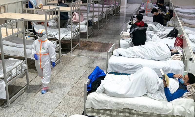 چین ،کورونا وائرس سے مزید 124افراد ہلاک، تعداد 1491تک پہنچ گئی