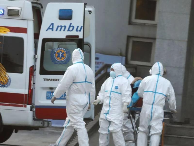 کورونا وائرس سے مزید 245 افراد ہلاک ،مجموعی تعداد 1360 ہوگئی
