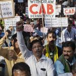 چنئی، ممبئی اور کولکتہ میں متنازع قانون کیخلاف بھرپور مظاہرے