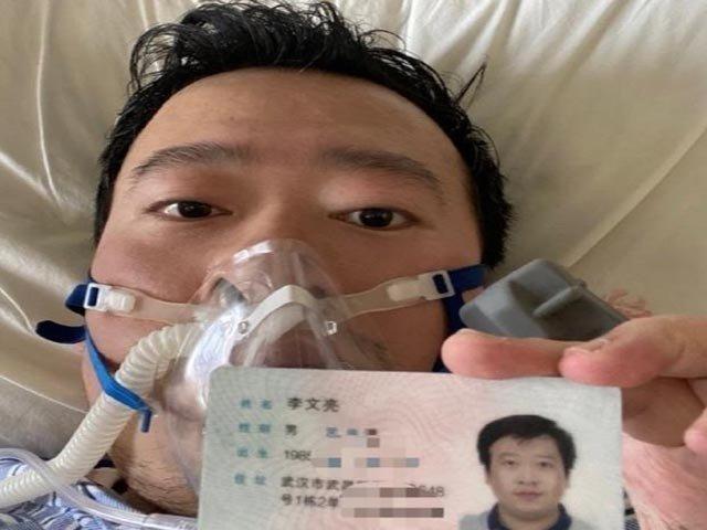چین ، وبائی مرض کی سب سے پہلے خبر دینے والا ڈاکٹر بھی کورونا وائرس سے ہلاک