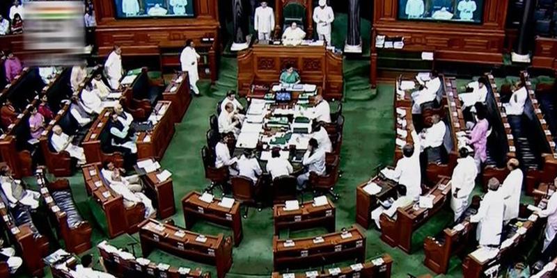 شہریت سے متعلق متنازع قانون پر بھارتی پارلیمنٹ میں شدید ہنگامہ آرائی