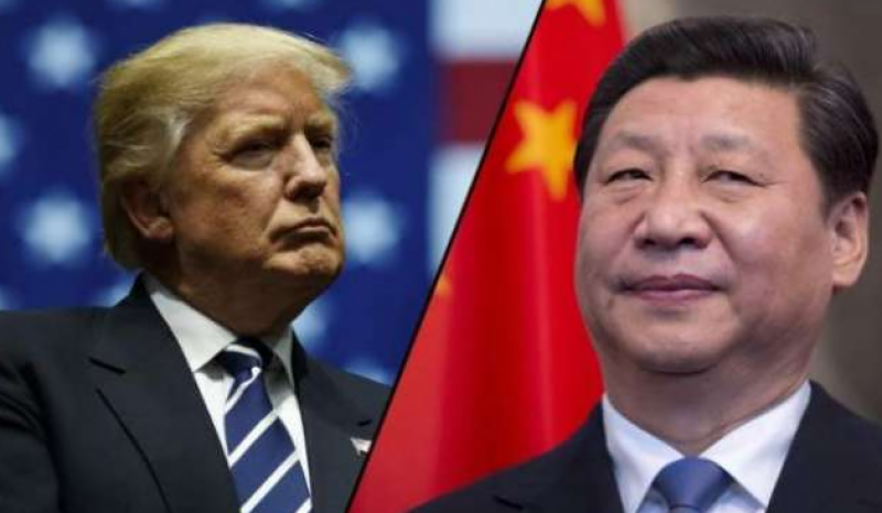 چینی صدر کا ٹرمپ سے ٹیلی فونک رابطہ