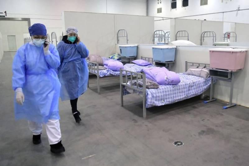 چین ،کورونا وائرس،مزید89افراد ہلاک ، تعداد 813 ہو گئی