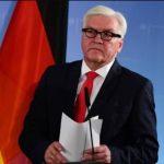 جرمن صدر کا ایران کوقومی دن پربھیجاگیا مبارکباد کا پیغام غلطی قرار