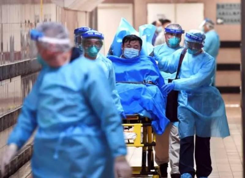 چین میں کوروناوائرس سے مزید97 مریض ہلاک، تعداد1113 ہوگئی