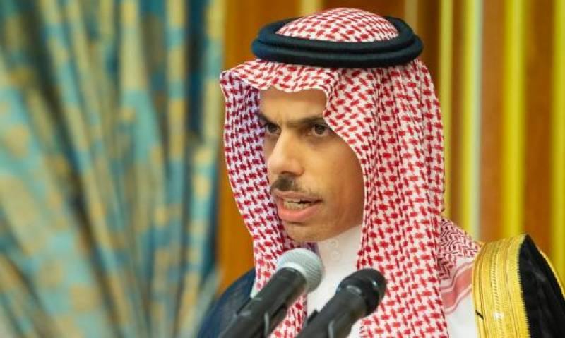 ایران بات چیت سے قبل اپنے کردار میں تبدیلی لائے ، سعودی وزیرخارجہ