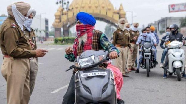 انڈیا میں ایک شخص کی وجہ سے 40 ہزار لوگ قرنطینہ میں چلے گئے