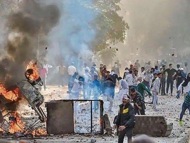 دہلی فسادات میں پولیس نے جان بوجھ کر مسلمانوں کو ٹارگٹ کیا، امریکی اخبار