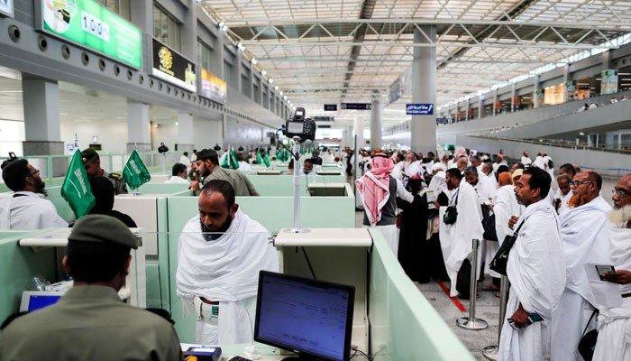 کورونا وائرس، سعودیہ جانے پر پابندی میں 16 دن کی توسیع