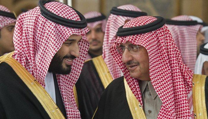 سعودی شاہی خاندان کی 3 اہم شخصیات گرفتار، بغاوت کی منصوبہ بندی کے الزام