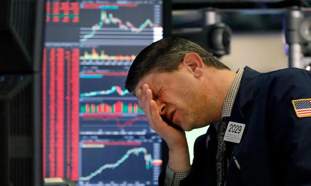 کورونا نے امریکی اسٹاک مارکیٹ گرا دی