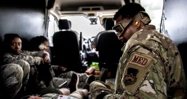 امریکی فوج کے 10 اہلکاروں میں وائرس کی تشخیص
