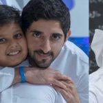دبئی کے ولی عہد نے کینسر کا شکار بھارتی بچے کی خواہش پوری کردی