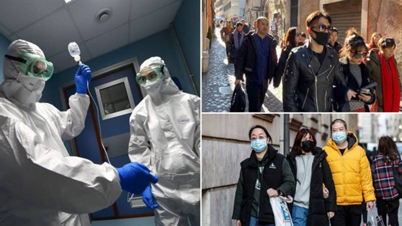 کرونا وائرس کی وجہ سے اٹلی میں تعلیمی نظام ٹھپ ہونے کا خدشہ