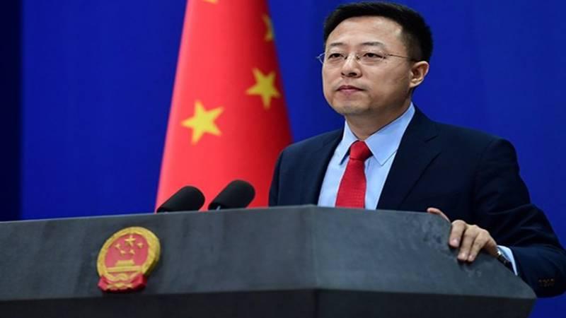 چین نے کراچی جانے والے بحری جہاز پر فوجی سامان ہونے کا بھارتی دعویٰ مسترد کردیا
