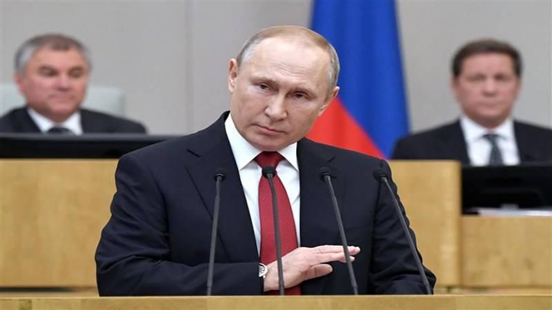 بیمار صحافی صدر ولادی میر پوٹن سے دور رہیں،روسی حکومت