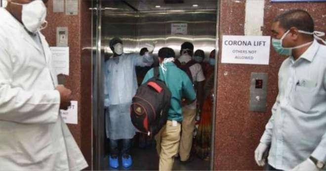 بھارت میں کورونا وائرس سے 30 کروڑ افراد متاثر ہو سکتے ہیں، ڈاکٹر رامانن لکشمی