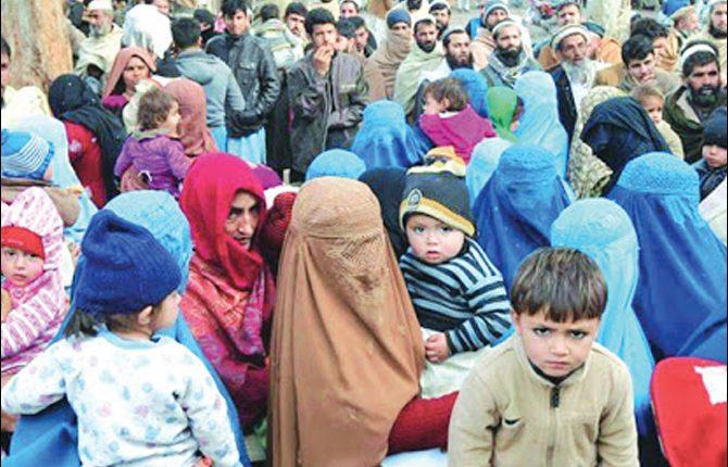 جاپان کی پاکستان میں موجود افغان مہاجرین کیلئے ایک ملین ڈالر کی امداد