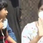 کورونا وائرس، بھارت میں ماں سے ملنے کیلئے تڑپتی بچی کی ویڈیو نے سب کو رلادیا