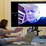 برطانوی وزیراعظم بورس جانسن لندن کے مقامی ہسپتا ل میں منتقل