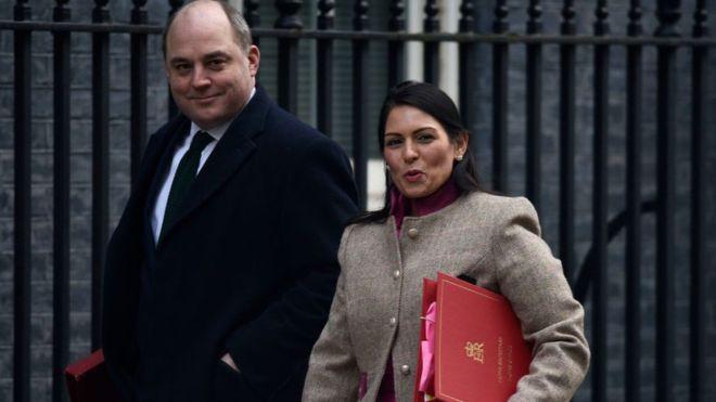 جون کے بعد برطانیامیں داخل ہو نے والے کو 14 دن کیلئے سیلف آئسولیٹ ہونا ہو گا، وزیر داخلہ