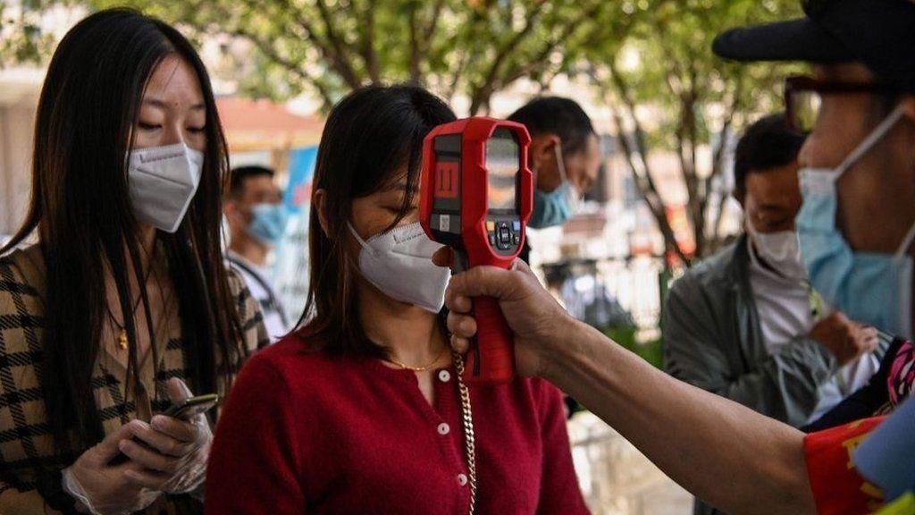 چین میں کرونا وائرس کی دوسری لہر، جیلن شہر میں لاک ڈاون