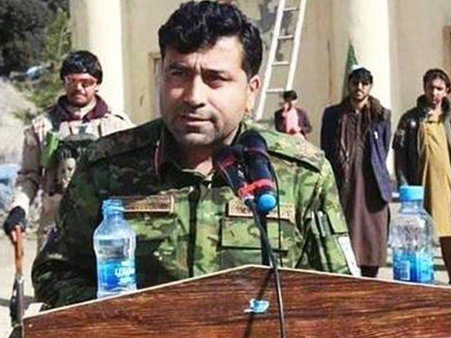 افغانستان، بم دھماکے میں پولیس چیف بریگیڈیئر جنرل احمد بیازی ہلاک