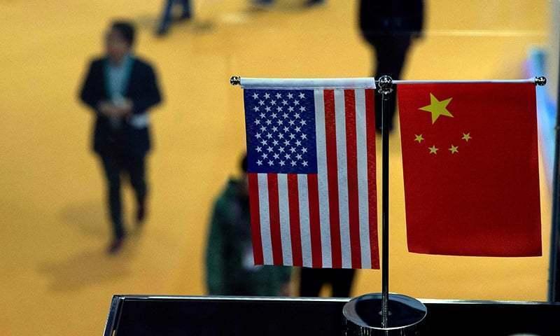 چین، امریکا کے زیر قیادت عالمی نظام کے خاتمے کی علامت بن گیا