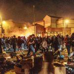 ٹرمپ کی سیاہ فام قتل کے خلاف مظاہروں پر فوجی کارروائی کی تنبیہ