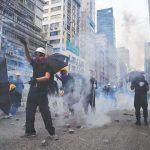 ہانگ کانگ کے معاملے پر برطانیہ، امریکا مداخلت سے باز رہیں، چین